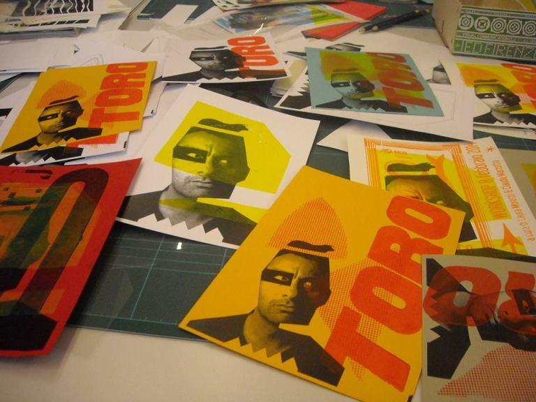 "workshop IED ""ritratto Poligrafico"""